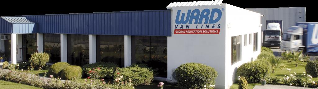 Oficinas Ward Van Lines en Santiago