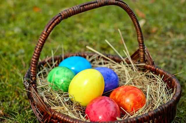 Huevos que se regalan en Pascua de Resurrección