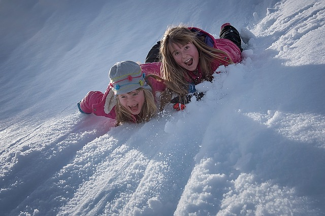 Ir a la nieve siempre es un muy buen panorama para vacaciones de invierno.