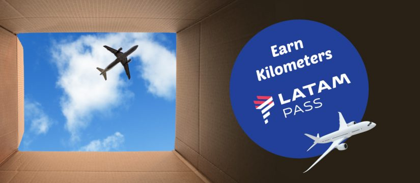 Earn kilometers LatamPass