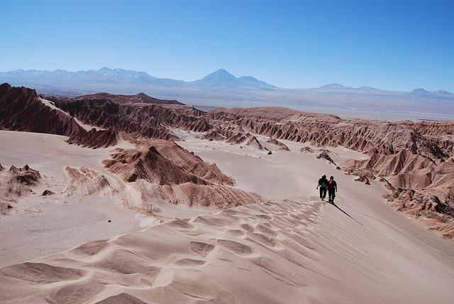 Desierto de Atacama de Chile