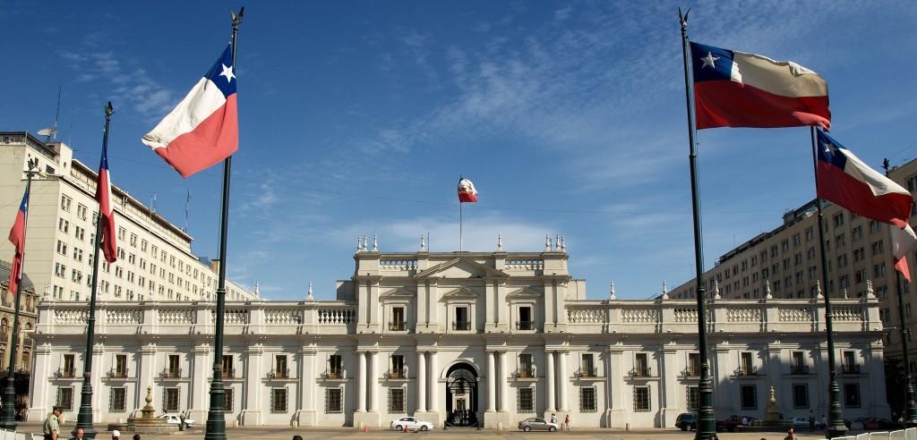 Moneda, Casa de Gobierno de Chile