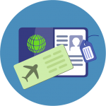 En la PDI debes presentar documentos necesarios para viajar a Chile