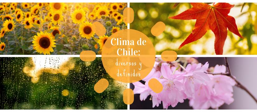 Imagenes del Clima de Chile