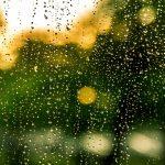 Lluvia en invierno en Chile