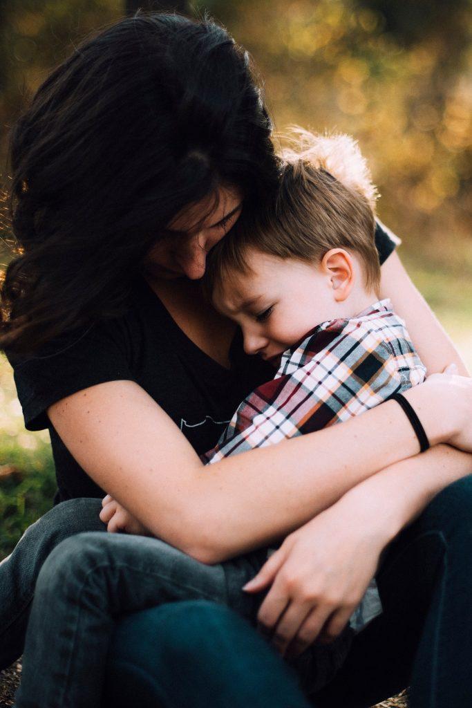 Efectos de una mudanza a los niños