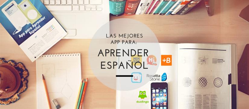 5 mejores app para aprender español